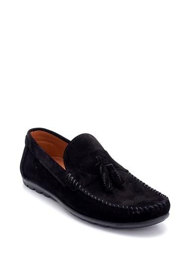 Derimod Erkek Loafer(7006) Casual Siyah